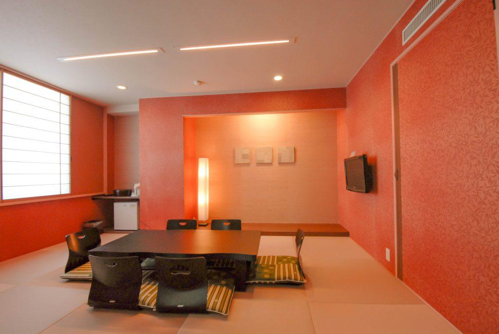 白馬樅の木ホテル新客室