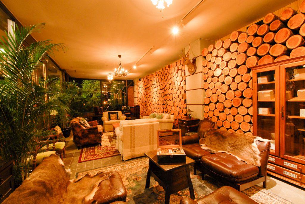 白馬樅の木ホテルシガーバー