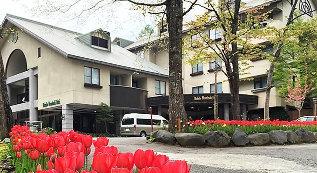 樅の木ホテル外観
