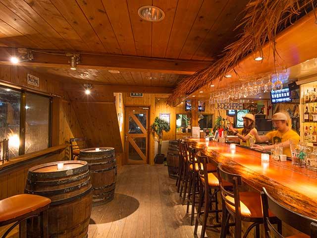 「The Beach Bar」