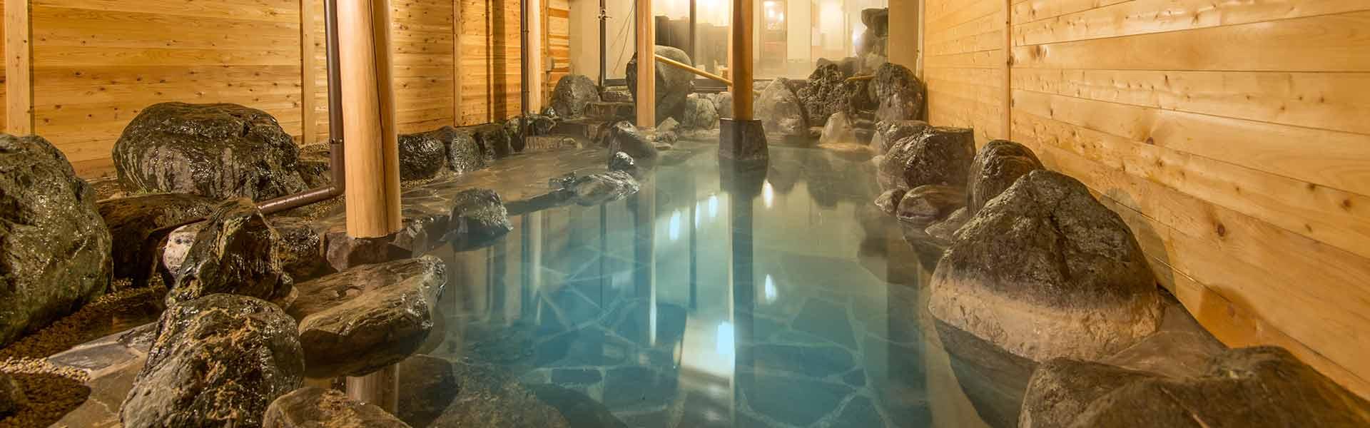 樅の木ホテル、天然温泉