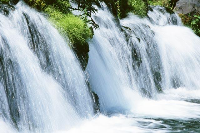 白馬の天然水